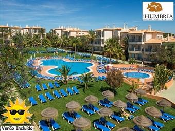 CLUBE HUMBRIA 4* by 3HB - TUDO INCLUÍDO: Até 3 Noites num Apartamento T1 em Olhos de Água desde 65€. Férias de Verão no Algarve!