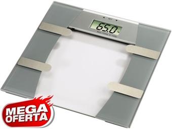 MEGA OFERTA: Balança Digital Inteligente com 10 Memórias e Análise de Peso Corporal, Massa Gorda e Água por 16€. PORTES INCLUÍDOS.