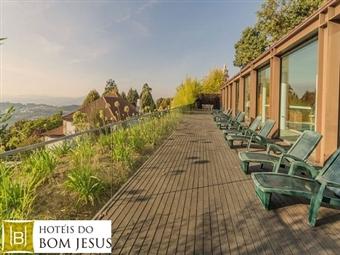 Hotel do Templo 4*: Estadia de 1 ou 2 Noites de Pura Tranquilidade em Braga com Pequeno-Almoço e Acesso a Spa desde 26€. Respire e Relaxe.
