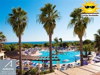 Adriana Beach Club Hotel 4*: Até 7 Noites em regime TUDO INCLUÍDO em Albufeira desde 71.50€. O verão Algravio que espera por si!