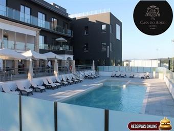 Casa do Adro Hotel 4*: Estadia de 1 Noite em Ferreira do Zêzere por 36€. Tão próximo de Lisboa e tão perfeito para relaxar. RESERVA ONLINE.
