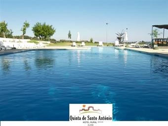 Hotel Rural Quinta de Santo António 4*: Estadia de 2 a 7 Noites em Elvas com pequeno-almoço e Almoço de PÁSCOA com Bebidas Incluídas desde 72.50€.