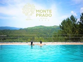 Monte Prado Hotel 4*: Estadia de 1 Noite com Opção de Meia Pensão e Acesso a SPA desde 29.50€. Aproveite porque o Gerês é perfeito o ano inteiro.