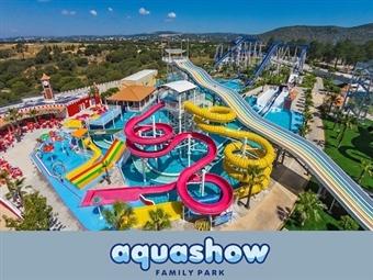 AQUASHOW PARK: Entrada de ADULTO por 26.10€. Divertimento Garantido no Algarve.
