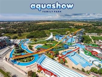 AQUASHOW PARK: Entrada de CRIANÇA ou SÉNIOR por 17.10€. Divertimento Garantido no Algarve.