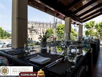 Hotel Lis Batalha Mestre Afonso Domingues 4*: Estadia 1 Noite com Pequeno-Almoço, Jantar e Entrada nas Grutas Mira d'Aire desde 31€. RESERVA ONLINE.