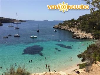 IBIZA: 7 Noites com TUDO INCLUÍDO ou MEIA PENSÃO, Voos de Lisboa, Hotéis de 3* e Transferes desde 623€. Baleares e Férias de Verão tudo para ser perfeito!