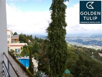 Golden Tulip Caramulo Hotel & SPA 4*: Até 3 noites com Pequeno-Almoço, Jantar e Acesso a SPA desde 32€. Em qualquer altura sabe bem fazer uma pausa!