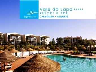 Água Hotel Vale da Lapa 5*: Estadia no Algarve em Suite Deluxe com SPA e Pequeno-almoço desde 45€. CRIANÇA GRÁTIS.