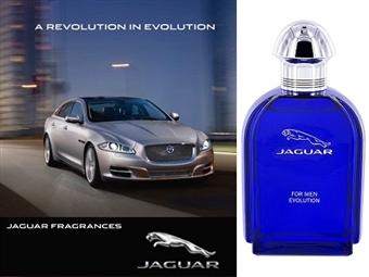 Eau de Toilette JAGUAR EVOLUTION para Homem de 100ml por 35€. Uma fragrância que incita a revolução da evolução. PORTES INCLUÍDOS.