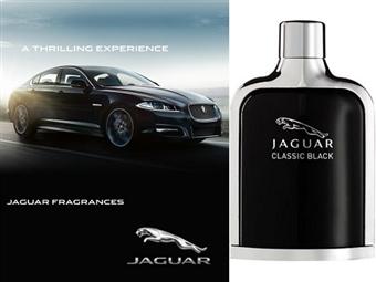 Eau de Toilette JAGUAR CLASSIC BLACK para Homem de 100ml por 35€. Uma fragrância masculina luxuosa. PORTES INCLUÍDOS.