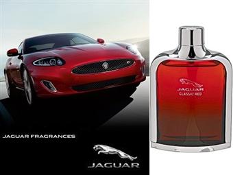 Eau de Toilette JAGUAR CLASSIC RED para Homem de 100ml por 35€. Uma fragrância que esvaece requinte. PORTES INCLUÍDOS.
