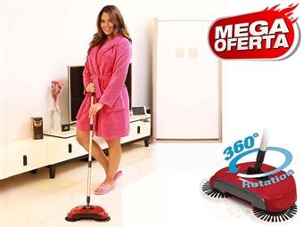 MEGA OFERTA: Vassoura Mágica 360º desde 13.50€. Limpeza Total: Sem Eletricidade, Sem Baterias, Sem Esforço. PORTES INCLUÍDOS.