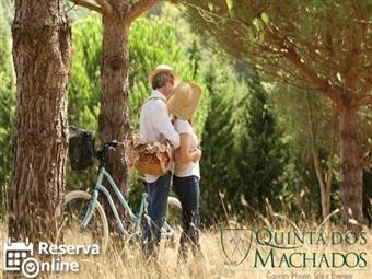 Quinta dos Machados Country House & SPA: Até 3 Noites entre a Tapada de Mafra e o Mar da Ericeira, com Massagem & SPA desde 39.50€. RESERVA ONLINE.