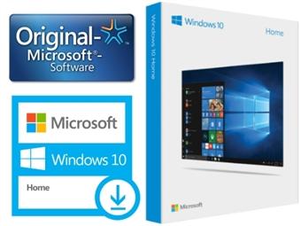 Microsoft Windows 10 Home por 68€. O Melhor Windows de Sempre. ENVIO INCLUÍDO.