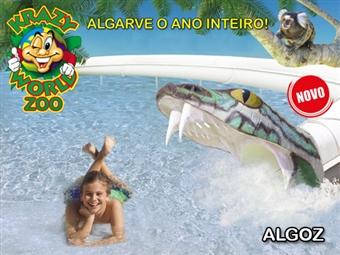 KRAZY WORLD ZOO: Experiências Únicas no Algarve. Um mundo de actividades para toda a família durante todo o ano desde 7€. VER VIDEO. MELHOR PREÇO!