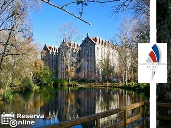 Caldas Internacional Hotel 3*: Até 3 Noites em Regime de Meia Pensão nas Caldas da Rainha desde 25€. Visite a nossa Costa de Prata. RESERVA ONLINE.