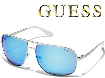 Óculos de Sol GUESS GF5000 10X com estojo da marca e proteção contra raios ultravioleta por 41€. PORTES INCLUÍDOS.