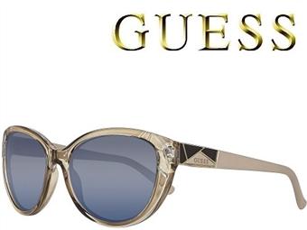 Óculos de Sol GUESS GF0297 57X com estojo da marca e proteção contra raios ultravioleta por 38€. PORTES INCLUÍDOS.