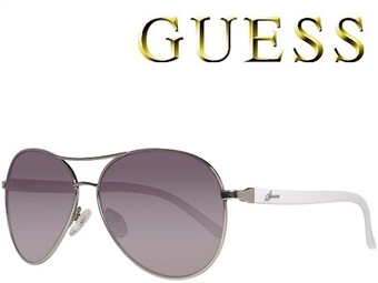 Óculos de Sol GUESS GUF235 SI-35A com estojo da marca e proteção contra raios ultravioleta por 41€. PORTES INCLUÍDOS.