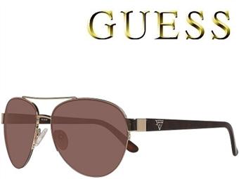 Óculos de Sol GUESS GF0254 32F com estojo da marca e proteção contra raios ultravioleta por 41€. PORTES INCLUÍDOS.