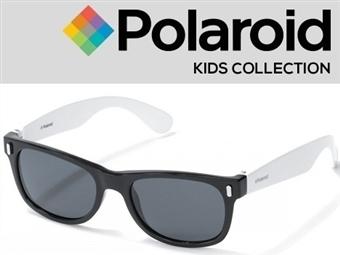 Óculos de Sol POLAROID CRIANÇA P0115 80S46Y2 com estojo da marca e proteção contra raios ultravioleta por 18€. PORTES INCLUÍDOS.