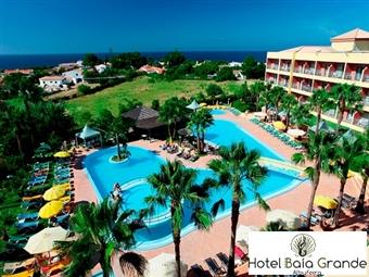 Baía Grande Hotel 4*: Estadia 1 Noite em ALBUFEIRA com pequeno-almoço, Welcome Drink, Jantar e Acesso ao SPA desde 29€. A escapada ideal para si!