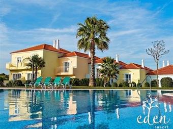 Eden Resort 4*: Estadia de 3 ou 5 Noites com TUDO INCLUÍDO e Oferta de Massagem desde 165€. O momento perfeito em Albufeira!