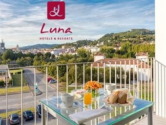 Luna Arcos Hotel Nature & Wellness 4*: Estadia de 1 ou mais Noites com Pequeno-almoço em Arcos de Valdevez desde 36.50€. Desfrute da beleza do Rio Vez!