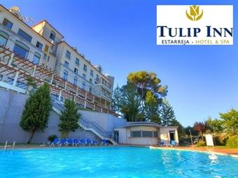 Tulip Inn Estarreja Hotel & SPA 4*: 1 a 3 Noites com Meia Pensão e SPA entre a Ria e o Mar, junto a Aveiro desde 31€. Uma Pausa Merecida!