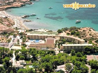 IBIZA: 7 Noites com TUDO INCLUÍDO ou MEIA PENSÃO, Voos de Lisboa, Hotéis de 3* ou 4*, Seguro e Transferes desde 635€. Férias de Verão nas Baleares!