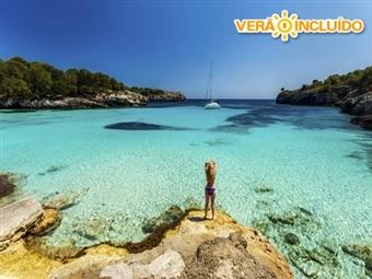 Férias de Verão em MENORCA: 7 Dias com Voo de Lisboa, Hotel de 3* ou 4* em Meia Pensão ou Tudo Incluído, Seguro e Transferes desde 565€.