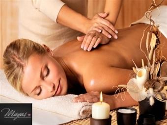 Massagem de Relaxamento ao Corpo Inteiro por 9€ no Mayas Cabeleireiros & Oficinas de Beleza em Lisboa. Adeus stress do dia-a-dia!