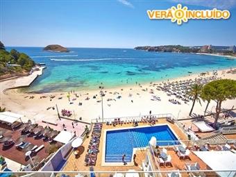 VERÃO EM MAIORCA: 7 Noites c/ Voo de Lisboa, Hotéis de 3* ou 4*,TUDO INCLUÍDO, Seguro, Transfers e CRIANÇA GRÁTIS desde 530€. A beleza das Baleares!