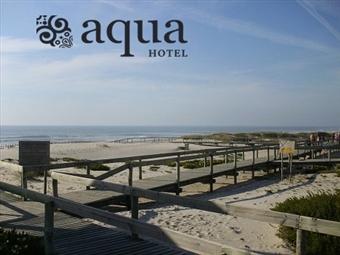 Aqua Hotel 3*: Estadia 2 Noites em Ovar com Jantar, Tratamento VIP desde 85€. Refúgio com uma variada oferta cultural e de lazer!