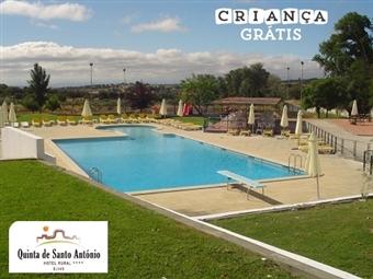 Hotel Rural Quinta de Santo António 4*: Estadia de 3, 5 ou 7 Noites em Elvas com pequeno-almoço desde 135€. CRIANÇA GRÁTIS!