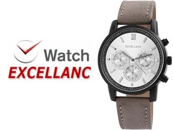 Relógio de Pulso e Pulseiras Excellanc 2900073-004 por 19€. Elegância Intemporal. PORTES INCLUÍDOS.