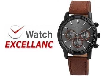Relógio de Pulso e Pulseiras Excellanc 2900073-002 por 19€. Elegância Intemporal. PORTES INCLUÍDOS.