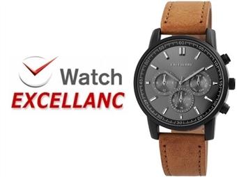 Relógio de Pulso e Pulseiras Excellanc 2900073-001 por 19€. Elegância Intemporal. PORTES INCLUÍDOS.