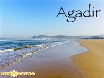 AGADIR: Viagem de 7 Noites em Hotel 4* com TUDO INCLUÍDO, Voos do Porto, Transfers e Seguro desde 677€. Desfrute do Mar e Sol. Reserve Já o seu Verão!