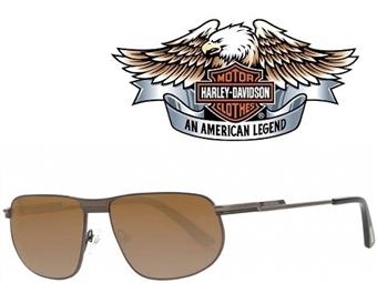 Óculos de Sol HARLEY DAVIDSON HDX875 GUN-1F com estojo da marca e proteção contra raios ultravioleta por 25€. PORTES INCLUÍDOS.