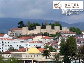 Hotel Torres Novas 3*: Até 2 Noites com Pequeno-almoço, opção de Jantar ou Massagem no coração do Ribatejo desde 25.50€. RESERVA ONLINE.