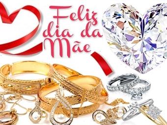DIA DA MÃE - 6 de Maio: Bijuteria - Colares, Pulseiras, Anéis e Brincos. Mamma Mia! PORTES INCLUÍDOS.