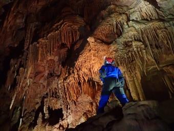 Espeleologia na Serra da Arrábida para 1 ou 2 Pessoas desde 29.90€! Explore o Fantástico Mundo Subterrâneo!