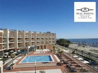 Real Marina Hotel & Spa 5*: Estadia de 5 noites com Pequeno-almoço e Jantar em Olhão desde 277.50€. Desfrute deste cantinho especial!