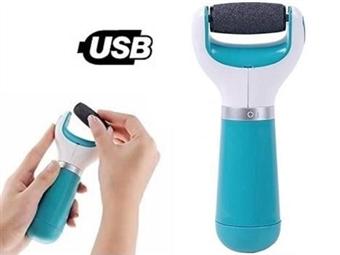 1 ou 2 Removedores de Calosidades USB 360° Portátil desde 9.50€. Remove a pele endurecida em minutos e recupe a beleza dos seus pés. PORTES INCLUÍDOS.