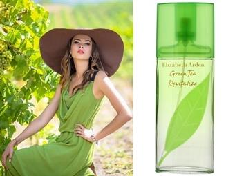 Eau de Toilette ELIZABETH ARDEN GREEN TEA REVITALIZE para Senhora de 100ml por 39€. Uma fragrância mais forte e mais sofisticada. PORTES INCLUÍDOS.