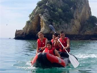 Canoagem com Snorkeling na Arrábida desde 39€!! Aventure-se com os seus amigos e familiares num programa divertido!