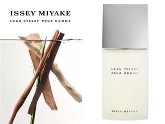 Eau de Toilette ISSEY MIYAKE L'EAU D'ISSEY para Homem de 75ml ou 125ml desde 46€. Uma fragrância intemporal. PORTES INCLUÍDOS.