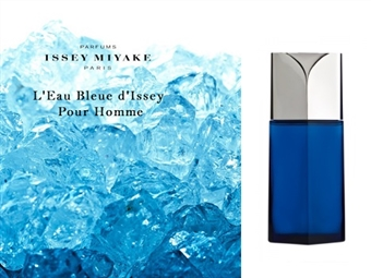 Eau de Toilette ISSEY MIYAKE L'EAU BLEU D'ISSEY para Homem de 75ml por 35€. Uma fragrância perfeita para homens. PORTES INCLUÍDOS.